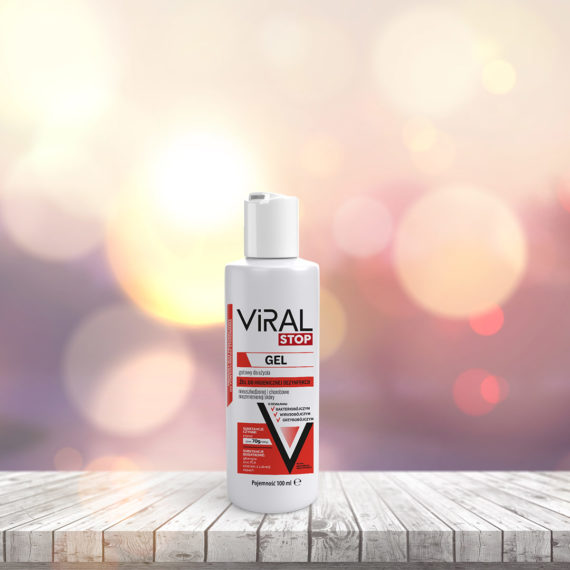 viral-gel100ml